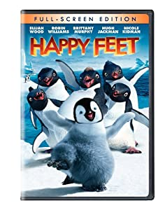"Cover of ""Happy Feet (Full Screen Edition..."