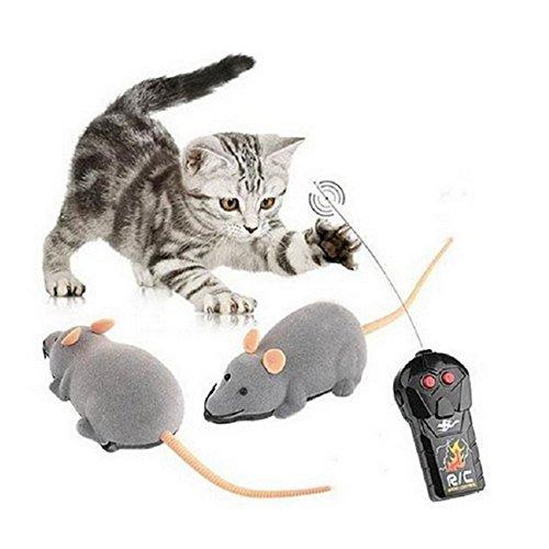 OFT-Running-Maus-Spielzeug-Elektrische-Maus-Ratte-mit-Drahtlose-Fernbedienung