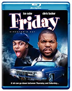 "Cover of ""Friday (New Line Platinum Serie..."