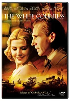 """Cover of """"The White Countess"""""""