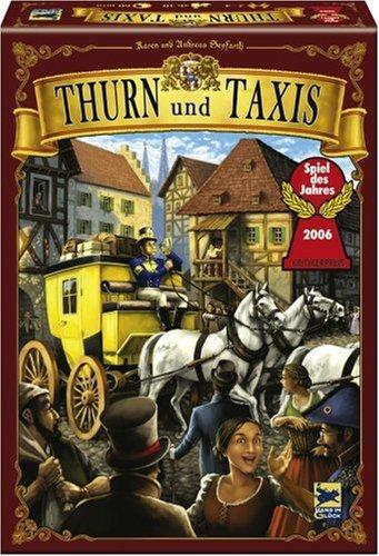 Thurn und Taxis. Spiel des Jahres 2006