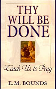 "Cover of ""Thy Will Be Done"""