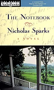 """Cover of """"The Notebook"""""""