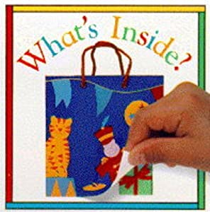 "Cover of ""What's Inside? (Snapshot Lift-t..."