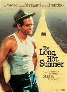"Cover of ""The Long, Hot Summer"""