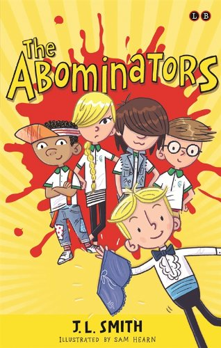 The Abominators: Number 1 in series