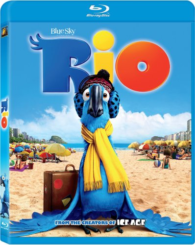 Rio 2 Deal Blu-Ray DVD Best Price