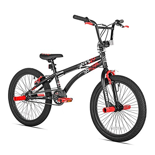 X-Games FS-20 BMX Freestyle Bicycle