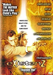 "Cover of ""eXistenZ"""
