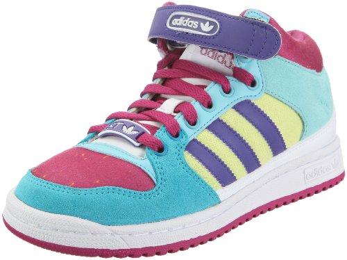 Damen Sneaker adidas Decade Mid ST wms crystal/dark purple/glory 7.5