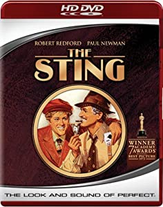 """Cover of """"The Sting [HD DVD]"""""""