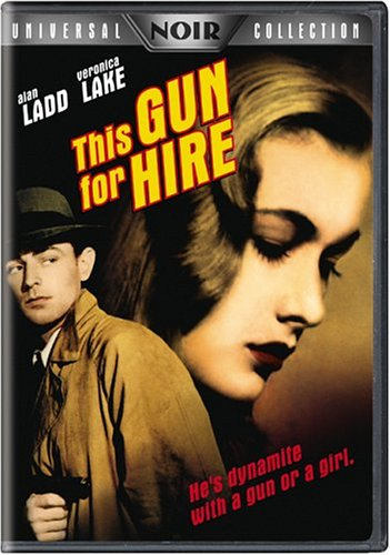 "Cover of ""This Gun For Hire (Universal No..."
