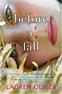 "Cover of ""Before I Fall"""