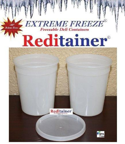 Quart Plastic Deli Container