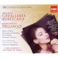 Mascagni: Cavalleria Rusticana / Leoncavallo: I Pagliacci