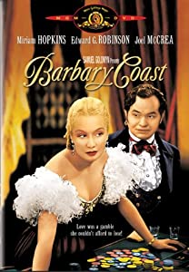 "Cover of ""Barbary Coast"""