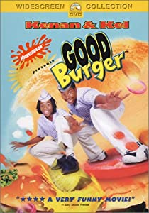 "Cover of ""Good Burger"""