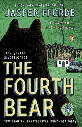 The Fourth Bear by Jasper Fforde, cover image
