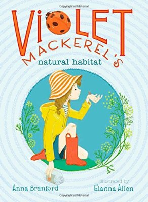Violet Mackerel's Natural Habitat | batchofbooks.com