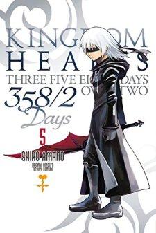 Kingdom Hearts 358/2 Days, Vol. 5 by | wearewordnerds.com