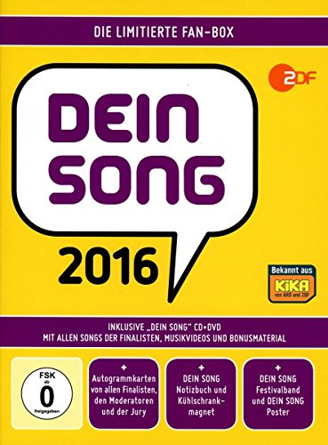 VA-Dein Song 2016-DE-CD-FLAC-2016-NBFLAC Download