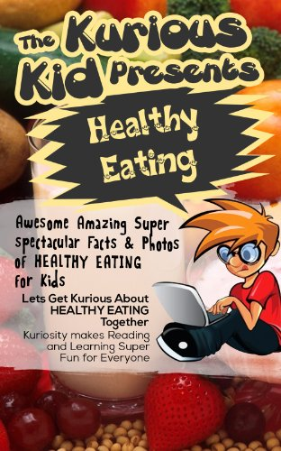 eBook Children's book about Healthy Eating (kids books age ...
