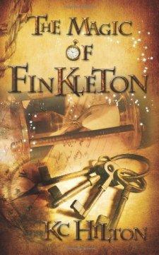 The Magic of Finkleton by K. C. Hilton| wearewordnerds.com