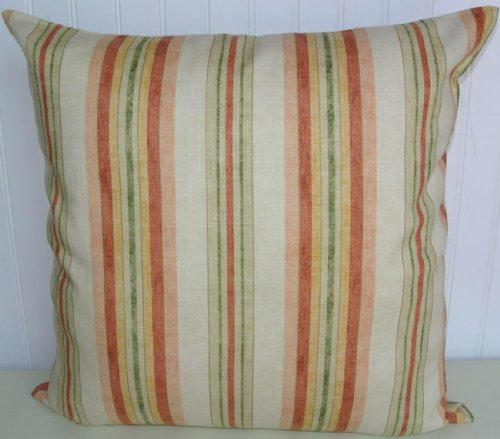 dekokissen orange solid metro linen decorative throw pillow cover case cushion cover 20x20 mobel wohnen elite eshop eu
