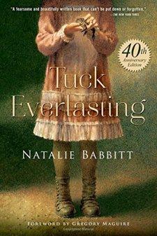 Tuck Everlasting by Natalie Babbitt| wearewordnerds.com