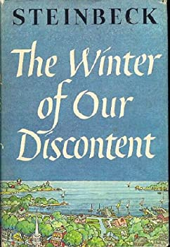 """Cover of """"The Winter of Our Discontent"""""""