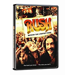 Rush - Beyond the Lighted Stage [2 DVD]