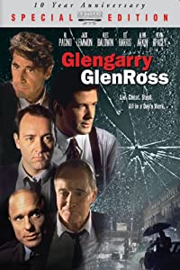 "Cover of ""Glengarry Glen Ross"""