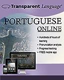 Transparent Language Online - Portuguese (Brazilian) - Student Edition [6 Month Online Access]