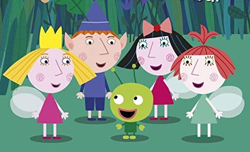 Ben and Holly's Little Kingdom: The Shooting Star Board Book (Ben & Holly's Little Kingdom)