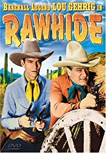 """Cover of """"Rawhide"""""""