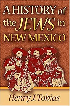 "Cover of ""A History of the Jews in New Me..."