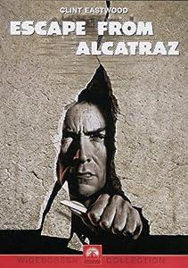 """Cover of """"Escape From Alcatraz"""""""