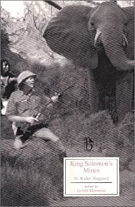 "Cover of ""King Solomon's Mines"""