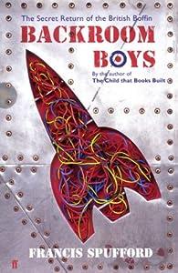 "Cover of ""Backroom Boys: The Secret Retur..."