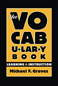 "Cover of ""The Vocabulary Book: Learning &..."