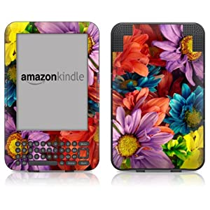 "DecalGirl Kindle Skin (Fits 6"" Display, Latest Generation Kindle) Colours (Matte Finish)"