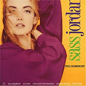 """Cover of """"Tell Somebody"""""""