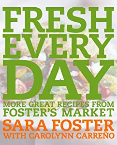 """Cover of """"Fresh Every Day: More Great Rec..."""