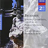 Brahms: String Quartets Op. 51 & 67 / Piano Quintet Op.34