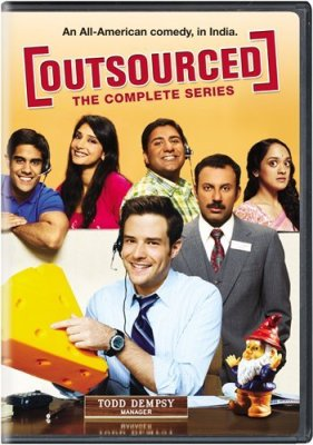 Outsourced: The Complete Series starring Ben Rappaport