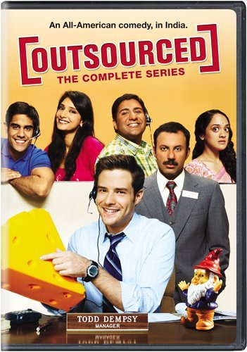 Outsourced: The Complete Series, Rizwan Manji