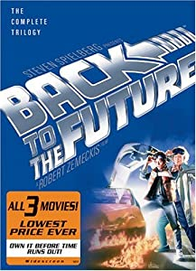 "Cover of ""Back to the Future - The Comple..."