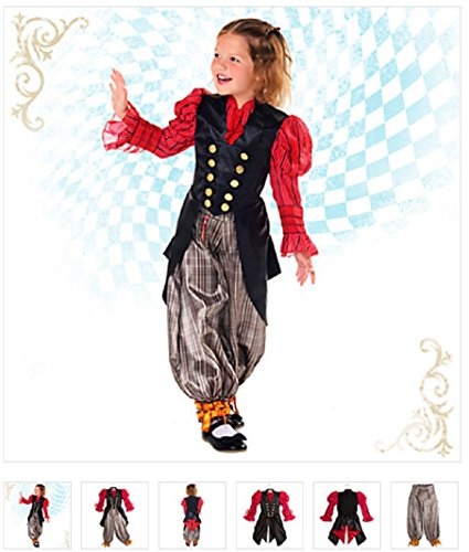 Disney - Alice Through the Looking Glass Costume for Kids Size 7/8 New