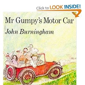 Mr. Gumpy's Motor Car (Picture Puffin)