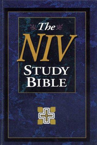 NIV Study Bible image